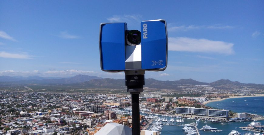 Emplea Tecnología de Escaner Laser en todos tus proyectos .
