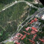 LIDAR AEREO PARA AREAS RESTRINGIDAS ENTRE EDIFICIOS